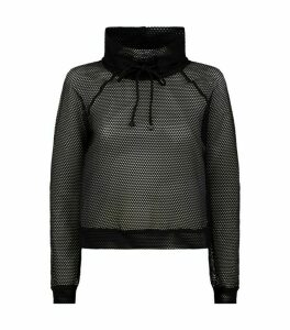 Koral Pump Mesh Sweater