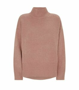 FRAME Wool Rollneck Sweater