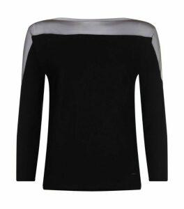 Akris Wool Mesh Sweater