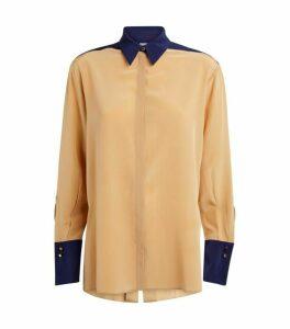 Amanda Wakeley Contrast Shirt