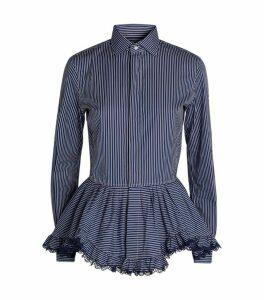 Ralph Lauren Allie Stripe Shirt
