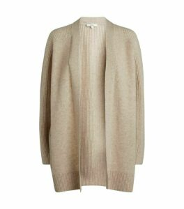 Vince Ribbed-Back Cardigan