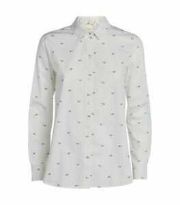 Barbour Fish Print Shirt
