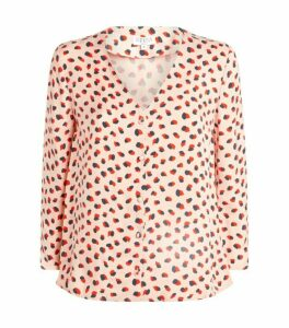 Claudie Pierlot Print Shirt