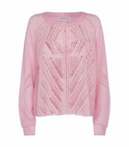 Wildfox Jackie Alpaca Sweater