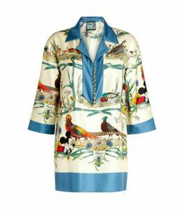 Gucci x Disney Silk Shirt