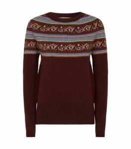 Purdey Fair Isle Sweater
