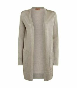 Missoni Knit Metallic Cardigan