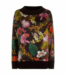Moncler Floral Sweater