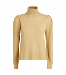 Ryan Roche Cashmere Rollneck Sweater
