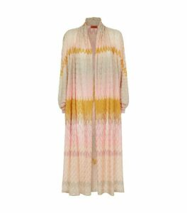 Missoni Knitted Open Cardigan