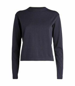 Max Mara Boat Neck Sweater