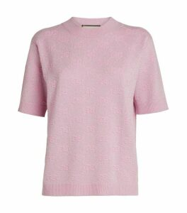 Gucci Logo Knit T-Shirt