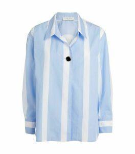 Sandro Paris Striped Shirt