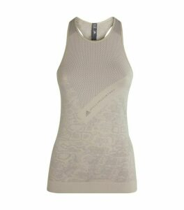 Stella McCartney Stretch Mesh Tank Top