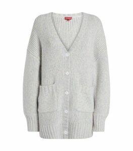 Staud Cotton-Blend Cardigan