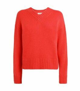 Pringle of Scotland V-Neck Cashmere Sweater