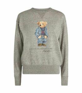 Ralph Lauren Polo Bear Sweatshirt