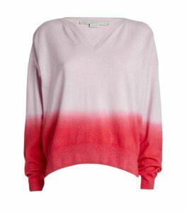 Stella McCartney Dip-Dye Sweater