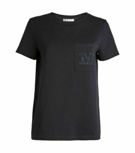 Max Mara Monogram Pocket T-Shirt