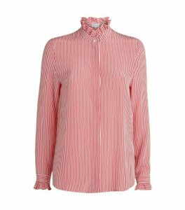 Claudie Pierlot Striped Blouse