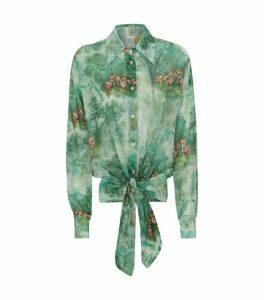 La Costa del Algodón Cotton Juliette Pernille Shirt