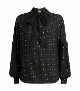 MUNTHE Kabul Diamond Blouse