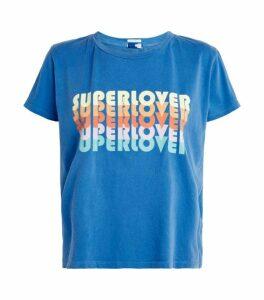 Mother Slogan Boxy Goodie Goodie T-Shirt