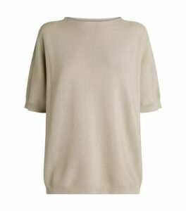 Fabiana Filippi Shimmer Knit Sweater