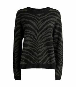 Rails Chance Animal Print Sweater