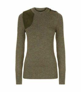 Purdey Merino Wool Shooting Sweater