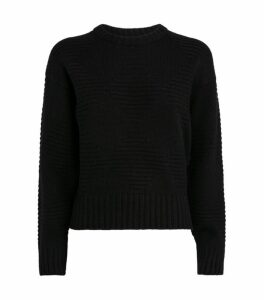 Pringle of Scotland Diamond-Knit Sweater