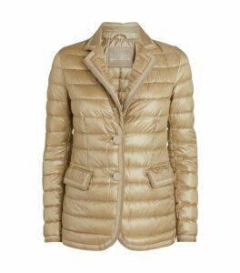 Herno Quilted Blazer Jacket