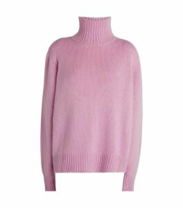 The Row Rollneck Miliana Cashmere Sweater