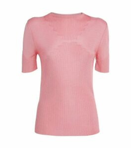 Paco Rabanne Ribbed Top
