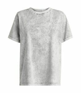 Stella McCartney Logo Tie-Dye T-Shirt