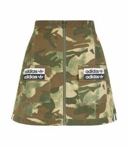 adidas Originals Camouflage Skirt