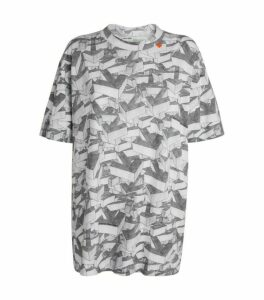 Off-White Patterned Arrows T-Shirt