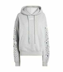 Off-White Airport Tape Pullover Hoodie