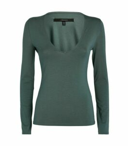 J Brand Runway Long-Sleeved T-Shirt