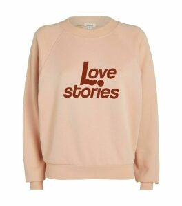 Love Stories Boris Logo Sweatshirt