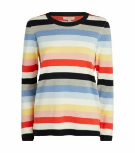 Barbour Cotton Seaview Stripe Sweater