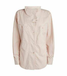 Isabel Marant Étoile Cotton Mahonia Shirt