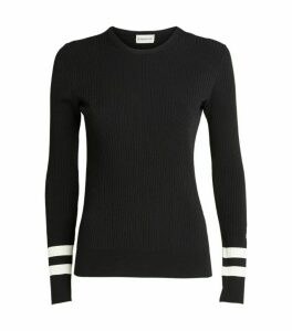 Moncler Ribbed Knit Top
