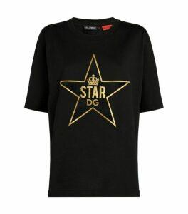 Dolce & Gabbana Star Logo T-Shirt