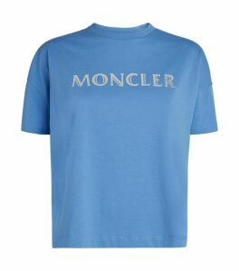 Moncler Cotton Logo T-Shirt