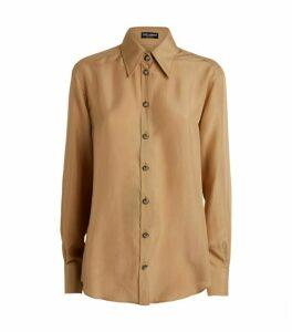 Dolce & Gabbana Clover Blouse