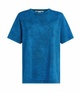Stella McCartney Embossed Logo T-Shirt