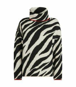Rag & Bone Kiki Chunky Wool-Blend Sweater