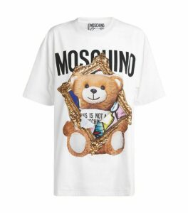 Moschino Teddy Frame T-Shirt